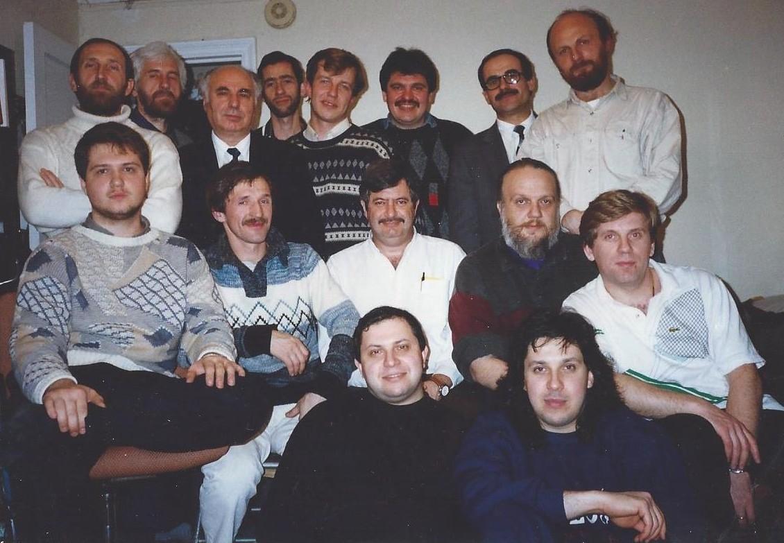 Нажмите на изображение для увеличения.  Название:Russian-Speaking-Radio-Club-1994.jpg.jpg Просмотров:212 Размер:197.7 Кб ID:100758