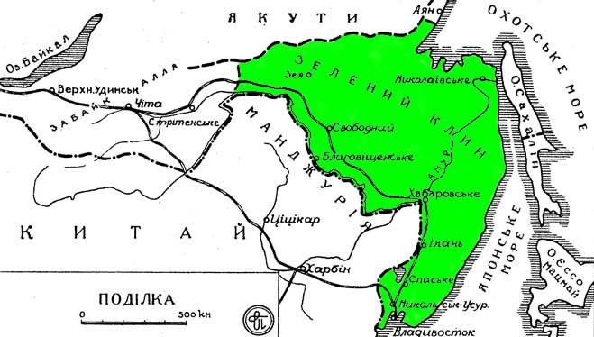 Нажмите на изображение для увеличения.  Название:Map_of_the_Green_Ukraine.jpg Просмотров:687 Размер:47.1 Кб ID:108762