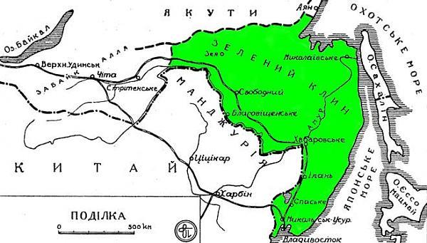 Нажмите на изображение для увеличения.  Название:Map_of_the_Green_Ukraine.jpg Просмотров:741 Размер:47.1 Кб ID:108762