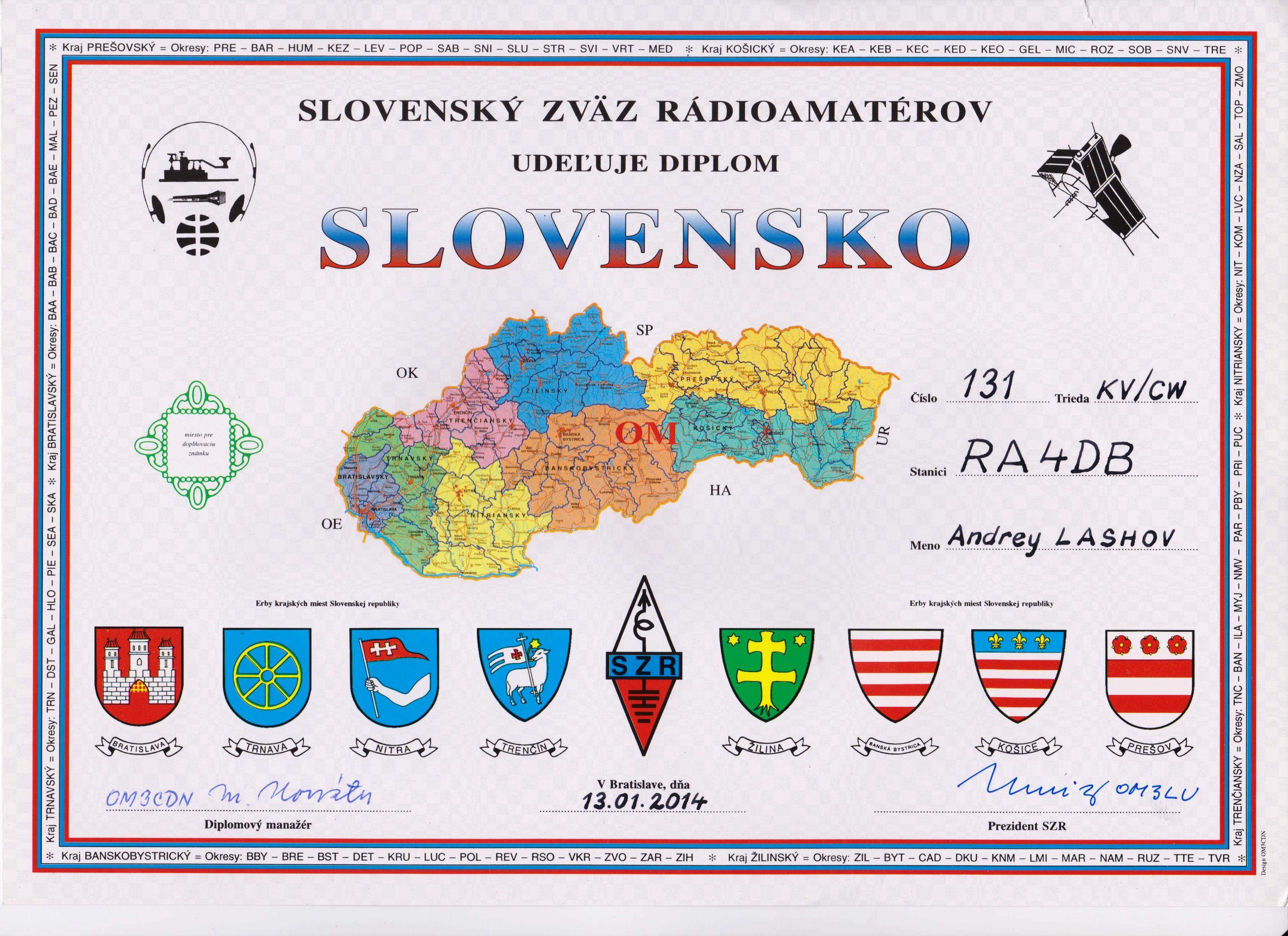 Нажмите на изображение для увеличения.  Название:Slovensko.jpg Просмотров:94 Размер:1.09 Мб ID:113053