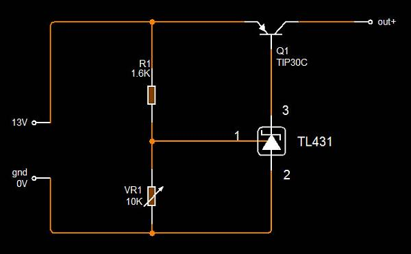 Нажмите на изображение для увеличения.  Название:Схема на TL431.jpg Просмотров:440 Размер:37.1 Кб ID:113276