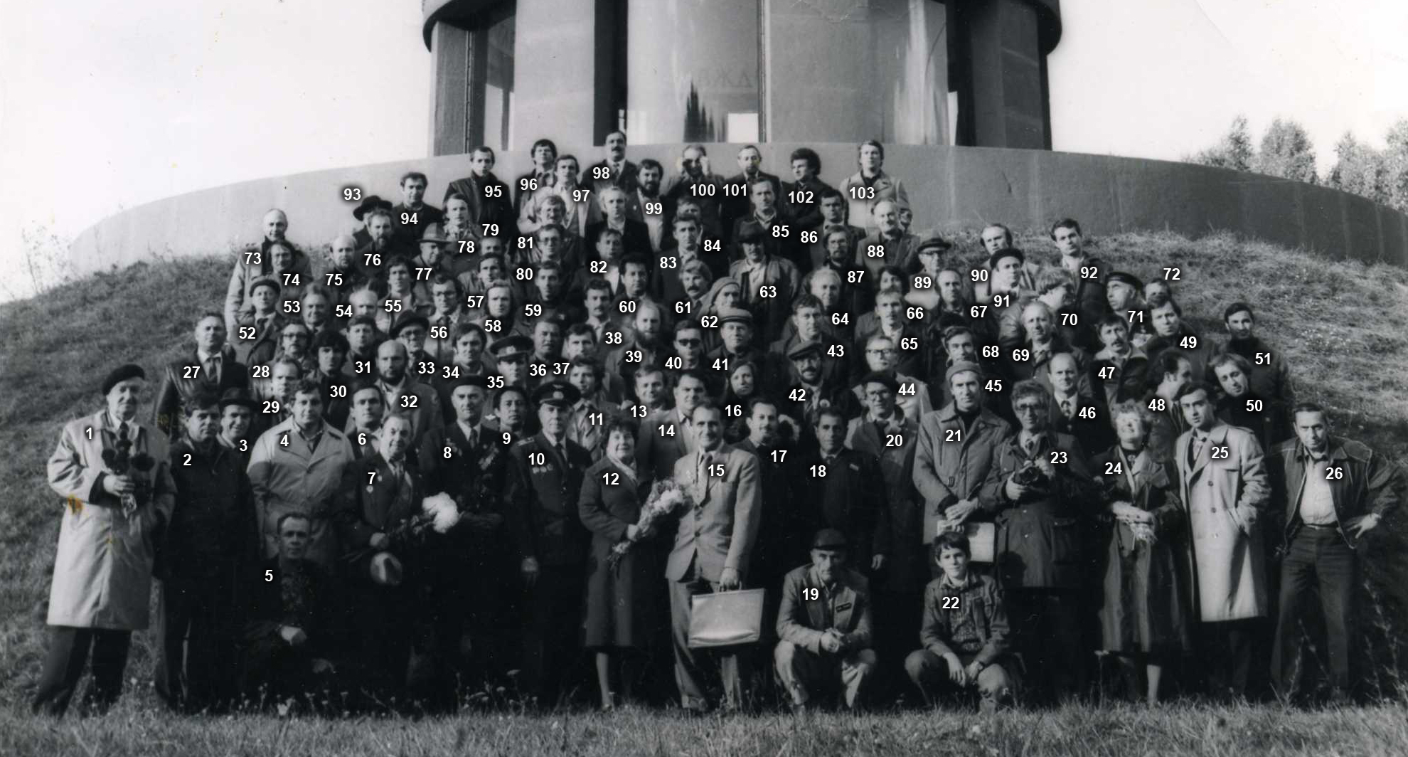 Нажмите на изображение для увеличения.  Название:Kiev-konferenciya-1983-numbered.jpg Просмотров:267 Размер:926.5 Кб ID:119624