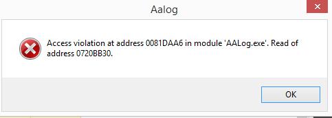 Название: aalog error2.PNG Просмотров: 235  Размер: 6.7 Кб