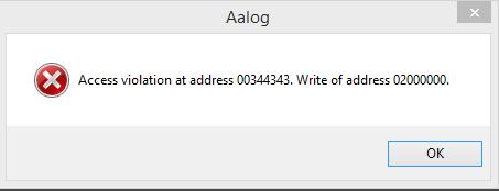 Название: aalog error5.PNG Просмотров: 398  Размер: 5.9 Кб