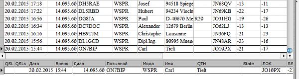 Нажмите на изображение для увеличения.  Название:wspr log 20-02-15 rc3c 20m.PNG Просмотров:119 Размер:29.7 Кб ID:134833