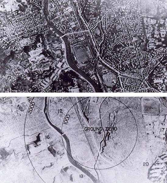 Нажмите на изображение для увеличения.  Название:Нагасаки до и по&#.jpg Просмотров:61 Размер:869.5 Кб ID:169980