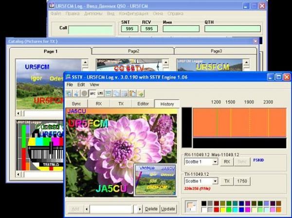 Нажмите на изображение для увеличения.  Название:sstv_window.jpg Просмотров:149 Размер:61.8 Кб ID:17216