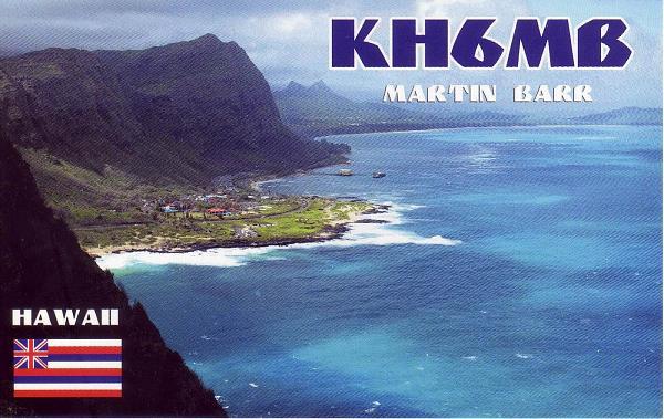 Нажмите на изображение для увеличения.  Название:KH6MB  Hawaii.jpg Просмотров:10 Размер:365.6 Кб ID:185052