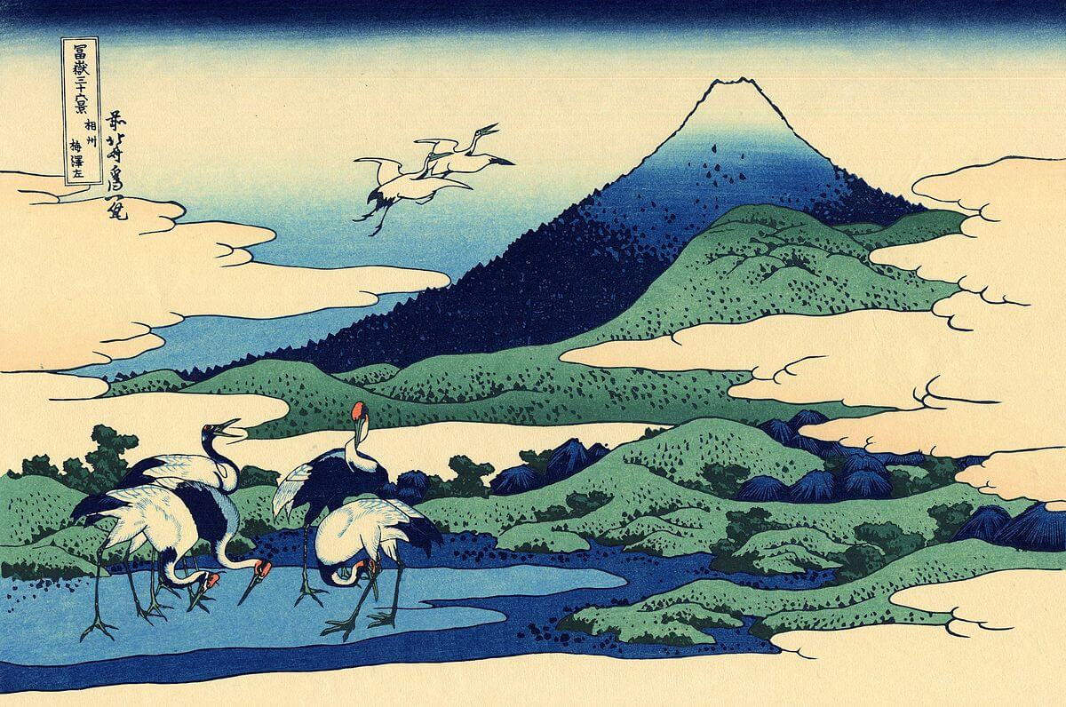Нажмите на изображение для увеличения.  Название:Umegawa_in_Sagami_province.jpg Просмотров:3 Размер:209.5 Кб ID:193575