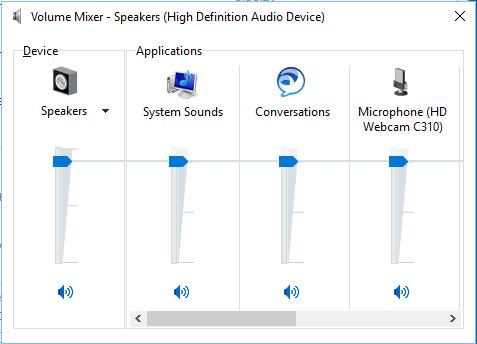 Название: Volume Mixer.PNG Просмотров: 669  Размер: 17.5 Кб