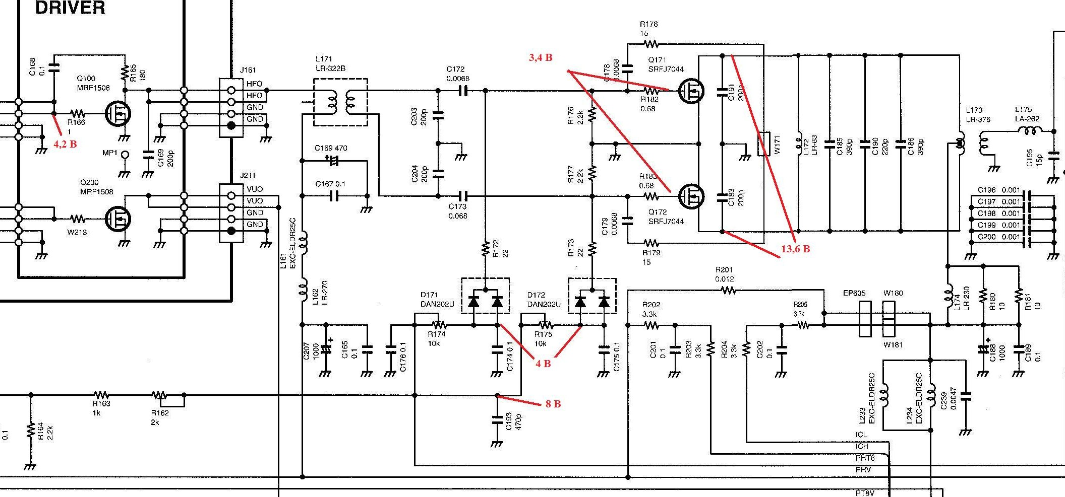 Нажмите на изображение для увеличения.  Название:IC-707MK2_PA.jpg Просмотров:35 Размер:360.7 Кб ID:202392