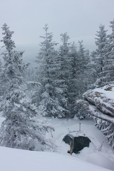 Нажмите на изображение для увеличения.  Название:Our camp under the snow.jpg Просмотров:5 Размер:627.2 Кб ID:203031