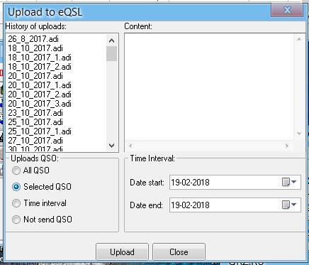 Название: Upload to eQSL.jpg Просмотров: 165  Размер: 45.6 Кб