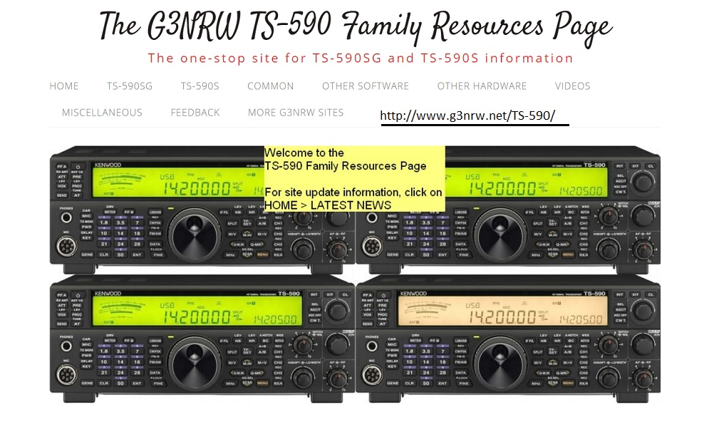 Нажмите на изображение для увеличения.  Название:сайт G3NRW - TS-590 Family.jpg Просмотров:37 Размер:181.9 Кб ID:207304