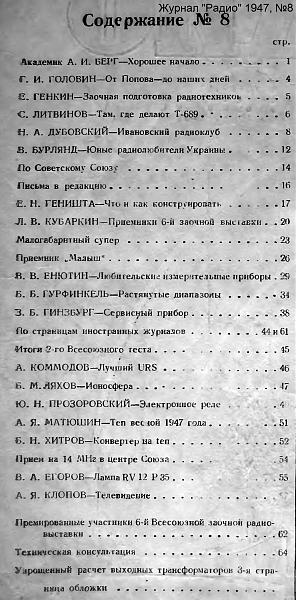 Нажмите на изображение для увеличения.  Название:Оглавление_Радио_1947-08_konstantin.in.jpg Просмотров:8 Размер:804.3 Кб ID:208753