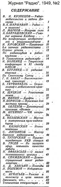 Нажмите на изображение для увеличения.  Название:Оглавление_Радио_1949-02_konstantin.in.jpg Просмотров:16 Размер:644.3 Кб ID:209183