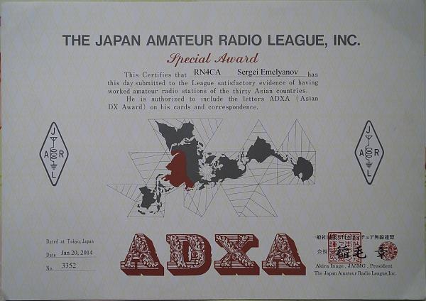 Мои достижения в радио