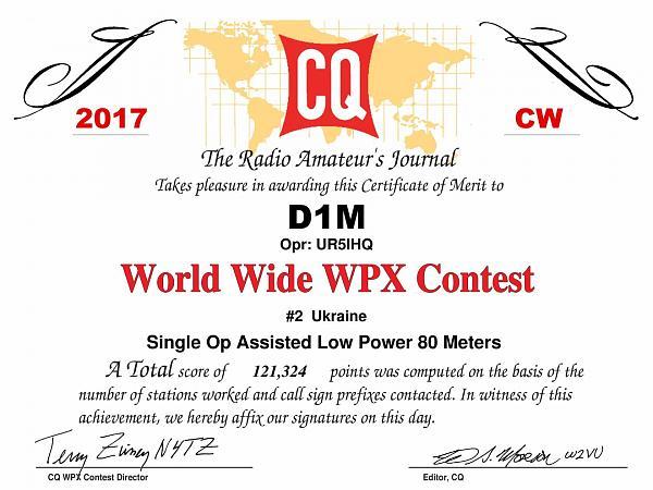 Нажмите на изображение для увеличения.  Название:D1M WPX.jpg Просмотров:14 Размер:170.2 Кб ID:212032
