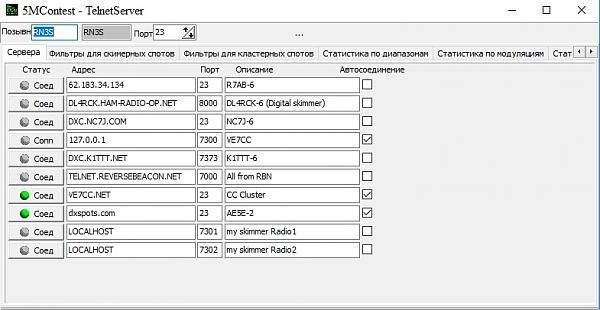 Нажмите на изображение для увеличения.  Название:Серверы телнет.jpg Просмотров:9 Размер:89.2 Кб ID:225992