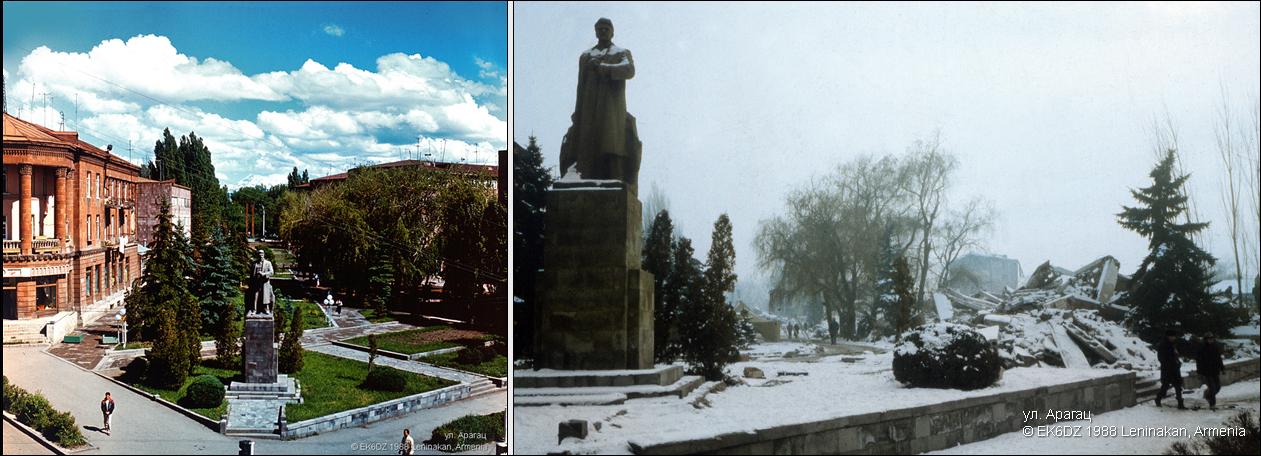 Нажмите на изображение для увеличения.  Название:Ленинакан-Aragats str. before-after  2.jpg Просмотров:15 Размер:733.7 Кб ID:226538