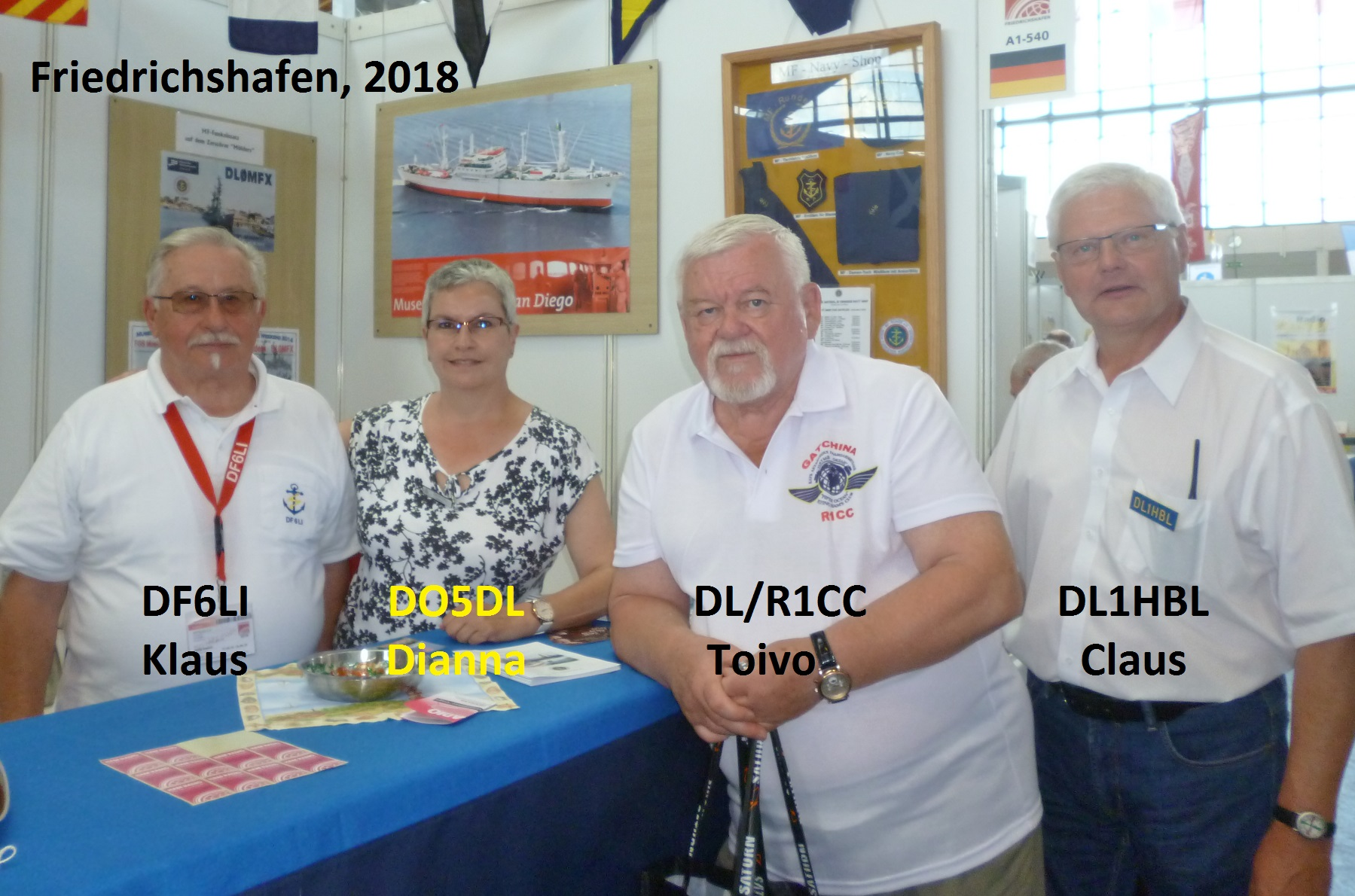 Нажмите на изображение для увеличения.  Название:Friedrichshafen-2018-DF6LI-DO5DL-R1CC-DL1HBL.JPG Просмотров:4 Размер:494.4 Кб ID:229566
