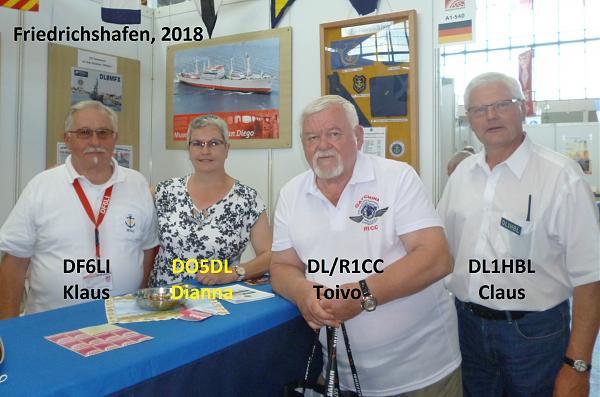 Нажмите на изображение для увеличения.  Название:Friedrichshafen-2018-DF6LI-DO5DL-R1CC-DL1HBL.JPG Просмотров:7 Размер:494.4 Кб ID:229566
