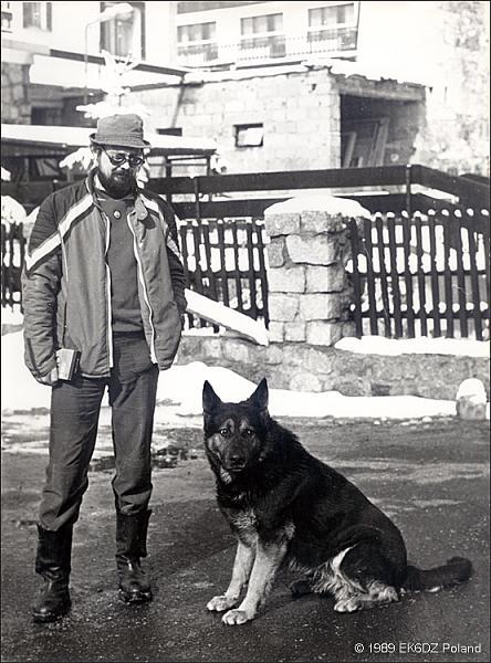 Нажмите на изображение для увеличения.  Название:1989 Анджей с собакой SMALL.jpg Просмотров:2 Размер:432.9 Кб ID:229590