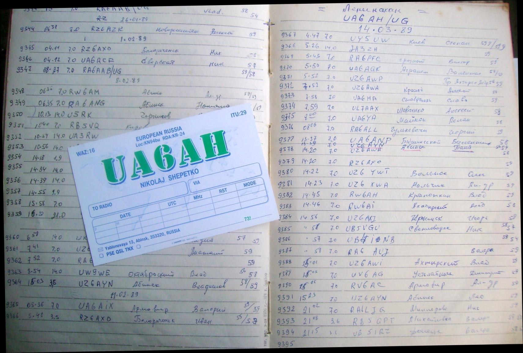 Нажмите на изображение для увеличения.  Название:UA6AH-UG-1989-log-1.jpg Просмотров:1 Размер:889.8 Кб ID:231014