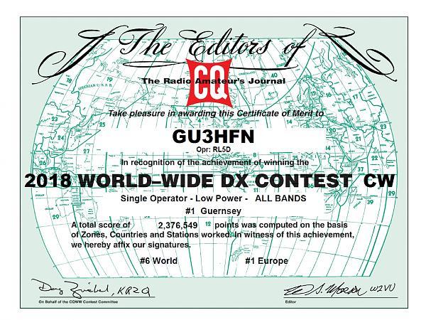 Нажмите на изображение для увеличения.  Название:GU3HFN_CQWW_2018_CW_certificate.pdf (ЗАЩИТА) - Adobe Acrobat Pro.jpg Просмотров:8 Размер:824.6 Кб ID:232977