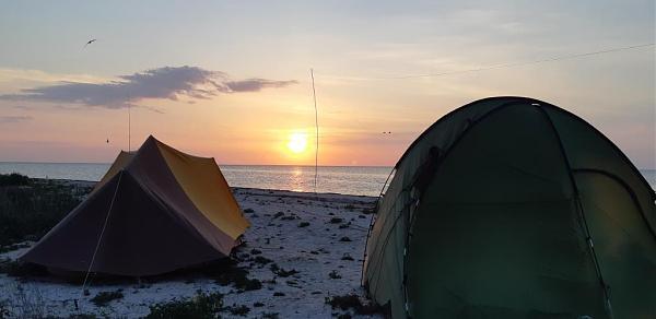Нажмите на изображение для увеличения.  Название:Закат на Лебяжьих островах.jpg Просмотров:2 Размер:47.8 Кб ID:236392