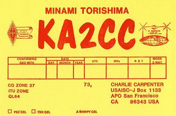 Нажмите на изображение для увеличения.  Название:KA2CC-minami-torishima-qsl.jpg Просмотров:1 Размер:378.7 Кб ID:237985