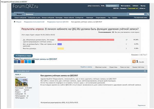Нажмите на изображение для увеличения.  Название:Первоначальный опрос на QRZ.RU.jpg Просмотров:5 Размер:84.6 Кб ID:244122