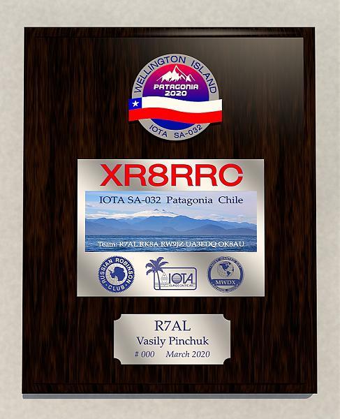Нажмите на изображение для увеличения.  Название:XR8RRC plaque.jpg Просмотров:11 Размер:397.4 Кб ID:248928