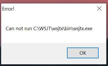 Название: wsjt error.JPG Просмотров: 161  Размер: 17.3 Кб