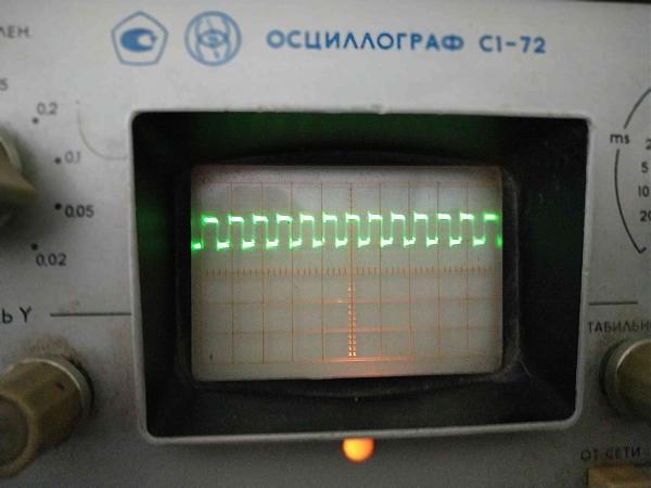 Нажмите на изображение для увеличения.  Название:Сигнал на выводе 1 MAX232.jpg Просмотров:2 Размер:200.7 Кб ID:250888