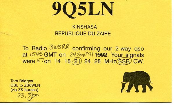 Нажмите на изображение для увеличения.  Название:9Q5LN-QSL-to-3W3RR-1991.jpg Просмотров:0 Размер:567.2 Кб ID:254105
