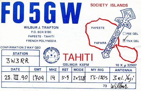 Нажмите на изображение для увеличения.  Название:FO5GW-QSL-3W3RR-1990.jpg Просмотров:0 Размер:447.6 Кб ID:254111