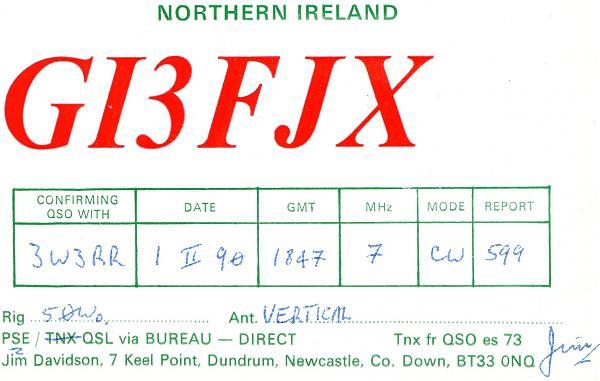 Нажмите на изображение для увеличения.  Название:GI3FJX-QSL-3W3RR-1990.jpg Просмотров:0 Размер:208.5 Кб ID:254114