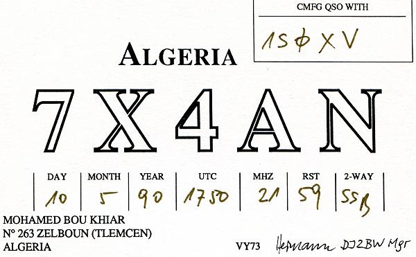Нажмите на изображение для увеличения.  Название:7X4AN-QSL-1S0XV-1990.jpg Просмотров:3 Размер:391.7 Кб ID:254120