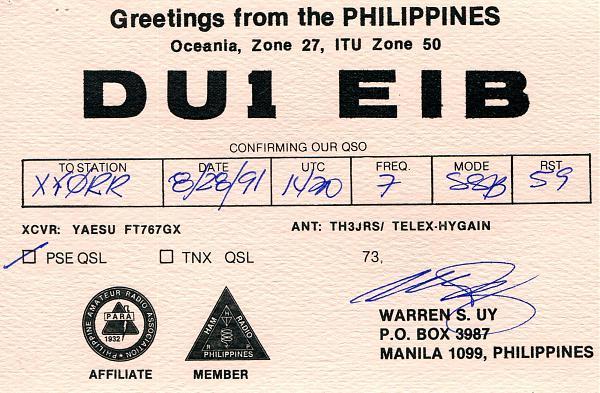 Нажмите на изображение для увеличения.  Название:DU1EIB-QSL-XY0RR-1991.jpg Просмотров:0 Размер:1.83 Мб ID:254130