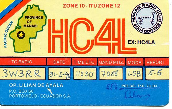 Нажмите на изображение для увеличения.  Название:HC4L-QSL-to-3W3RR-1990-1.jpg Просмотров:6 Размер:892.9 Кб ID:254144