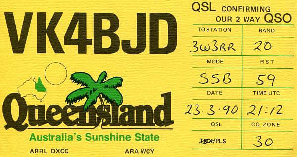 Нажмите на изображение для увеличения.  Название:VK4BJD-QSL-3W3RR-1990.jpg Просмотров:4 Размер:765.9 Кб ID:254148