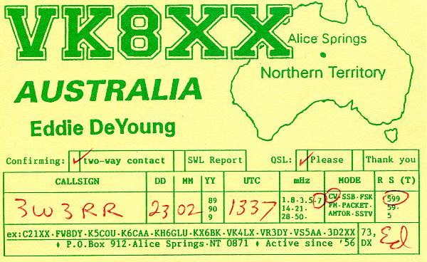 Нажмите на изображение для увеличения.  Название:VK8XX-QSL-3W3RR-1990.jpg Просмотров:1 Размер:651.9 Кб ID:254151