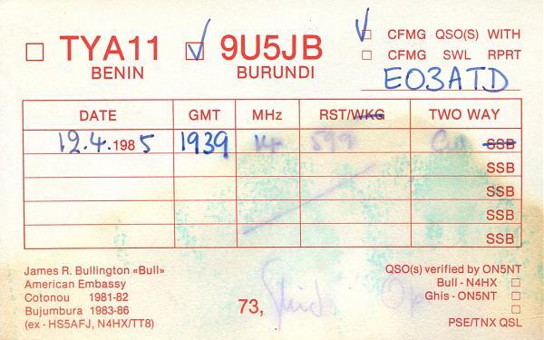 Нажмите на изображение для увеличения.  Название:9U5JB-TYA11-QSL-EO3ATD-archive-RT5T.jpg Просмотров:2 Размер:899.5 Кб ID:260112