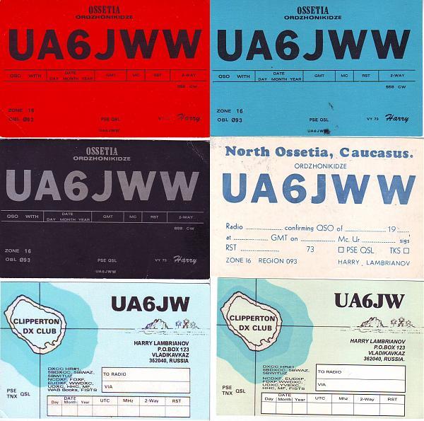Нажмите на изображение для увеличения.  Название:UA6JW UA6JWW QSL.JPG Просмотров:6 Размер:1.33 Мб ID:260505