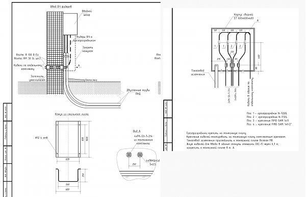 Нажмите на изображение для увеличения.  Название:Ввод кабелей в здание.jpg Просмотров:115 Размер:182.1 Кб ID:261259