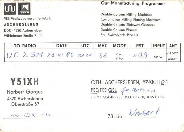 Нажмите на изображение для увеличения.  Название:Y51XH-UC2SM-1986-qsl-2s.jpg Просмотров:3 Размер:808.8 Кб ID:262517
