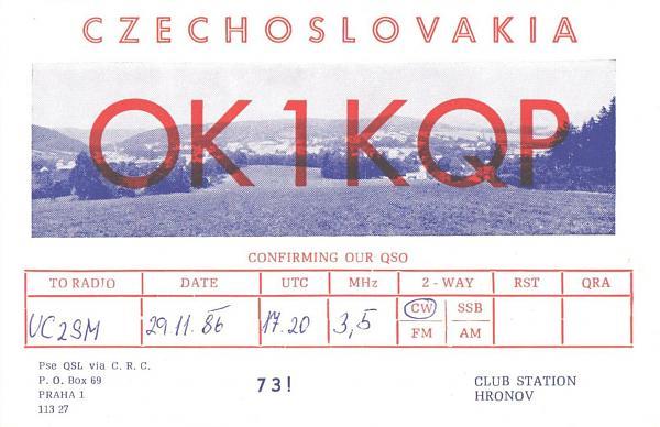 Нажмите на изображение для увеличения.  Название:OK1KQP-UC2SM-1986-qsl.jpg Просмотров:2 Размер:1.03 Мб ID:262542