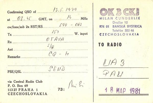 Нажмите на изображение для увеличения.  Название:OK2CKJ-UA3PAU-1979-qsl-2s.jpg Просмотров:2 Размер:1.11 Мб ID:262633