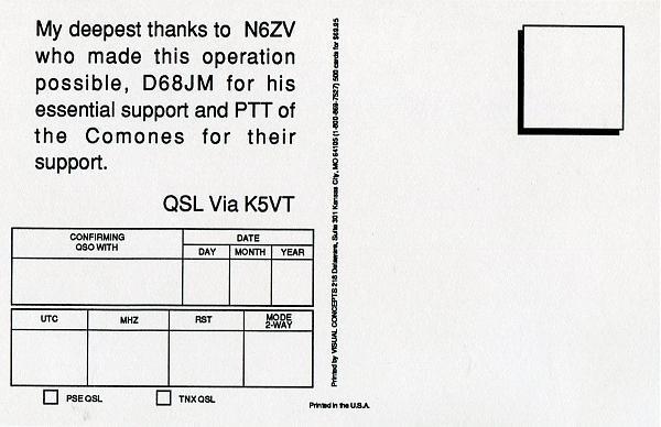 Нажмите на изображение для увеличения.  Название:D68VT-K5VT-QSL-archive-3W3RR-2.jpg Просмотров:5 Размер:1.11 Мб ID:263628